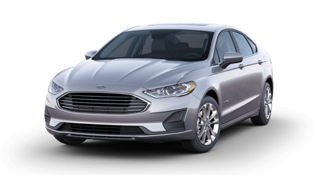 New 2019 Ford Fusion Hybrid SE Sedan in Levittown, NY